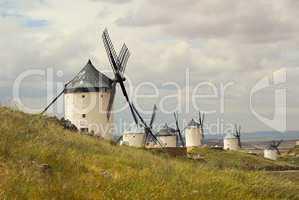 Consuegra Windmühlen - Consuegra Windmill 09
