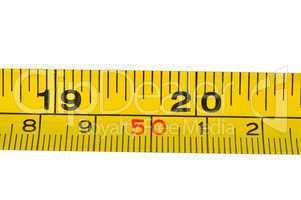 Zollstock Meter
