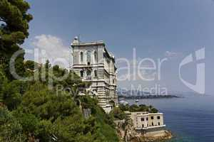 Oceanographic Museum, Monaco Ville