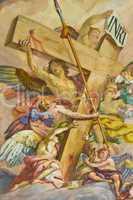 Biblical fresco