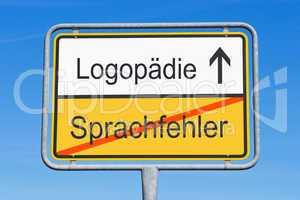 Sprachfehler und Logopädie