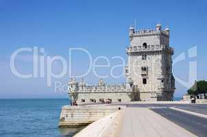 Lissabon Torre de Belem - Lisbon Torre de Belem 04
