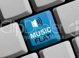 Music Flat
