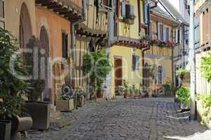 Eguisheim, Elsass