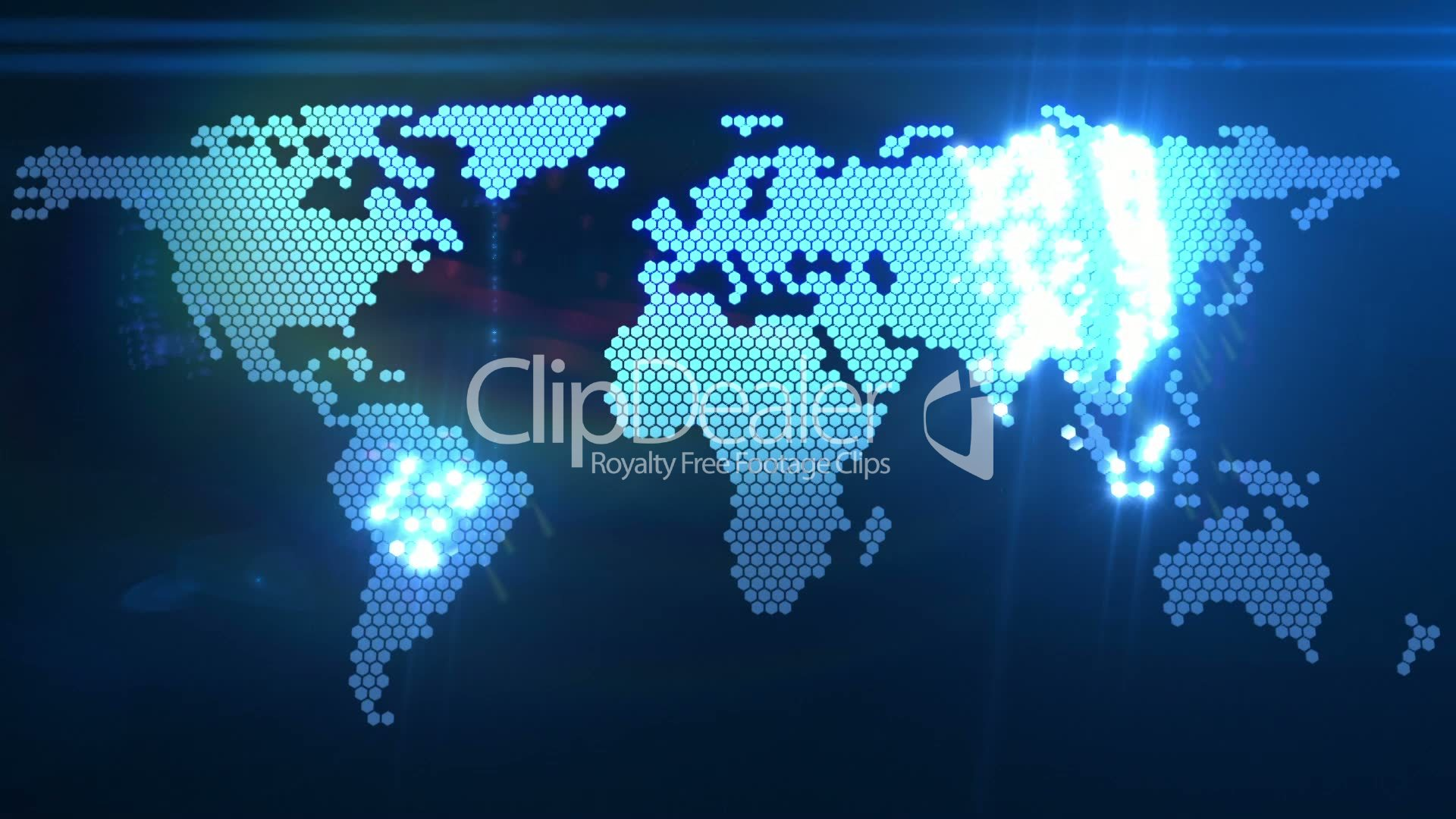 Digital world map royalty free video and stock footage search terms gumiabroncs Images