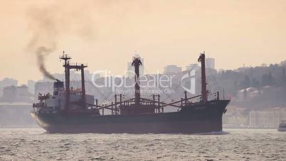 Marine air pollution