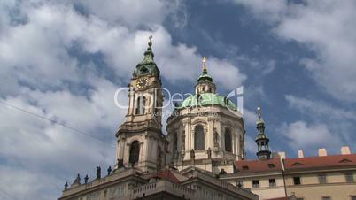 st nicholas church,Prague,Czech Republic