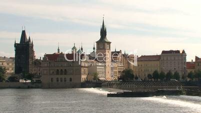 Old Town Bridge Tower,Prague,Czech Republic