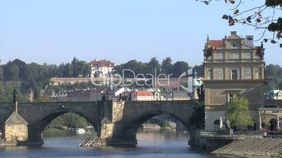 Brücke in Prag