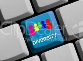 Diversity online