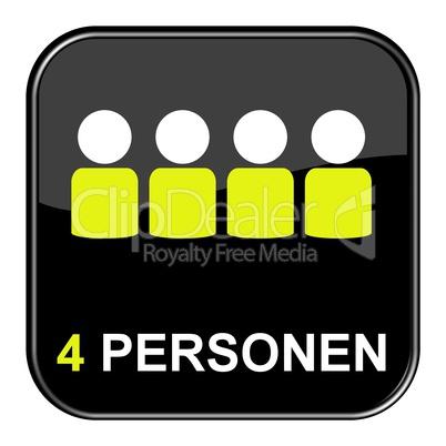 Button - 4 Personen