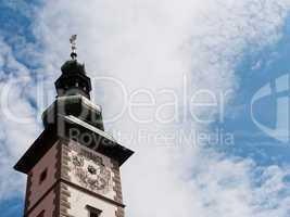 Church tower, Austria