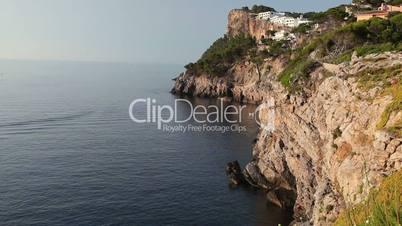Seashore of Mallorca Island, Balearic Islands, Spain