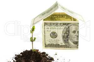Investment for house concept