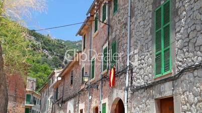 Valldemossa village, Mallorca Island, Balearic Islands, Spain