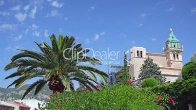 Valldemossa village, Mallorca Island, Spain