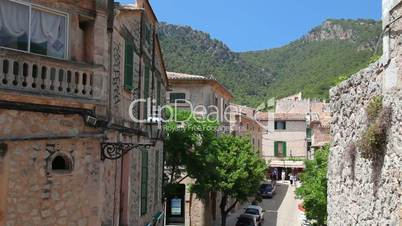 Valldemossa village, Mallorca Island, Spain