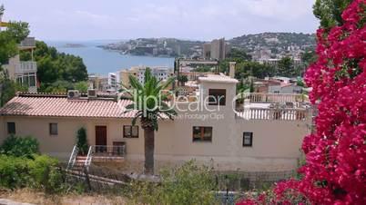 View on Cala Major, Mallorca Island, Spain