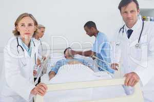 Serious doctors ready to move