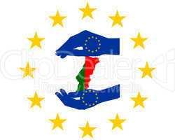 europäische hilfe für portugal