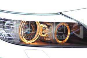 Headlight  Sports Car