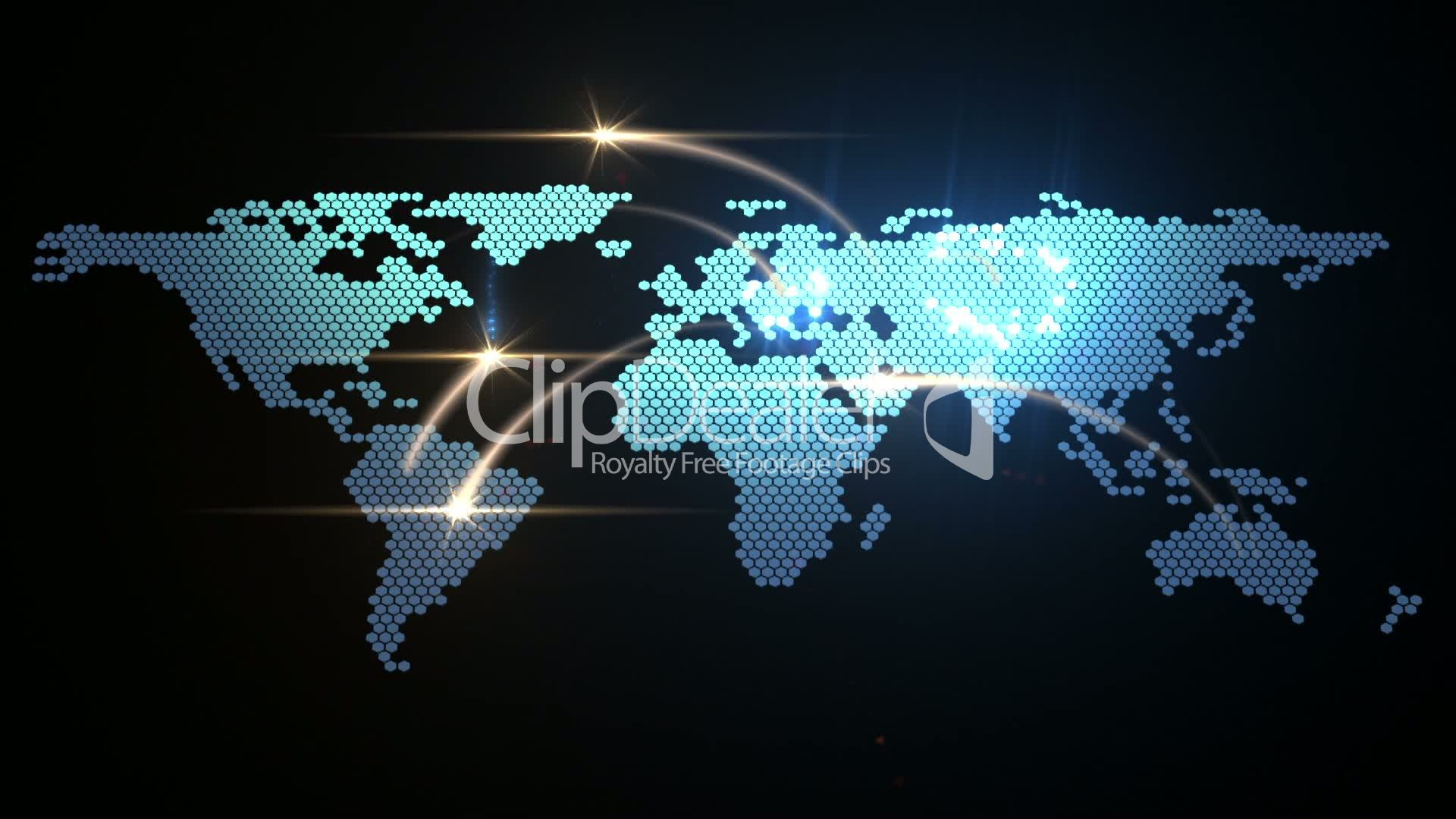 World map animation royalty free video and stock footage clips world map animation royalty free publicscrutiny Image collections