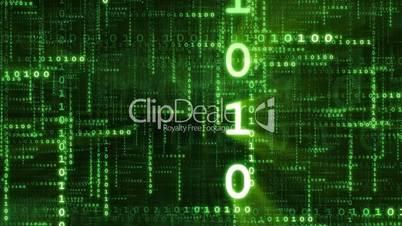 Data Stream Green