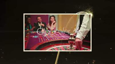 Fun at the casino montage