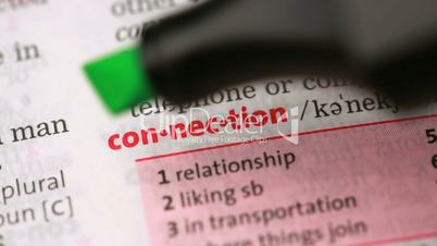 Definition of connection
