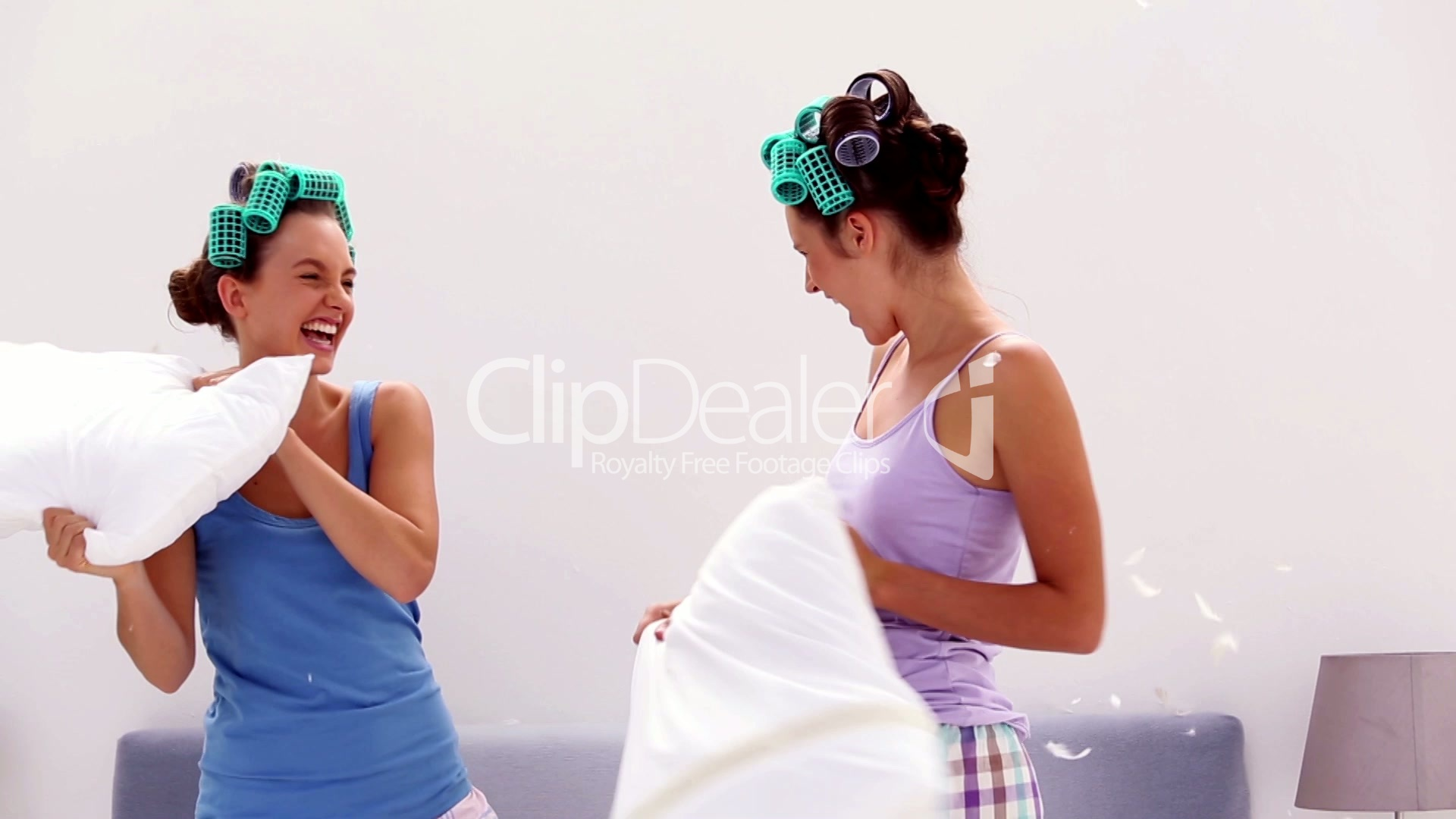 pillow hair rollers. hair rollers · pillow fight