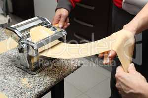 Recipe of chiacchiere or frappe italian cake