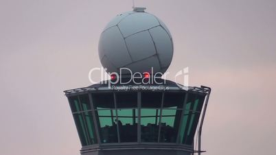 Tower in Schiphol
