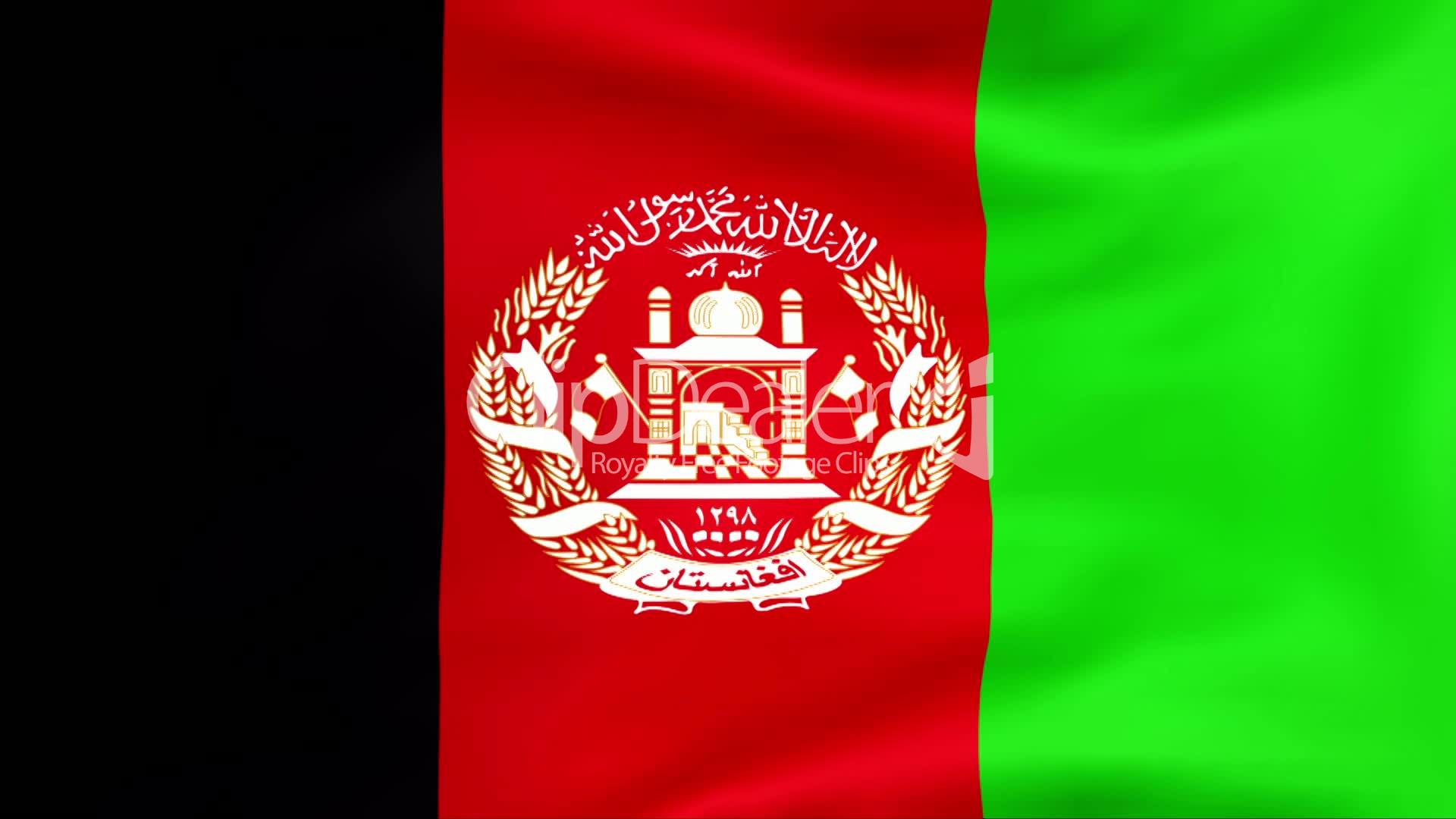 Afghanistan Flag Pictures