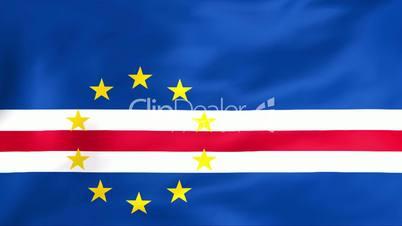 Flag Of Cabo Verde