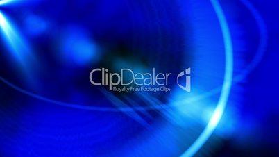 Inside The Lens - Background (color blue)