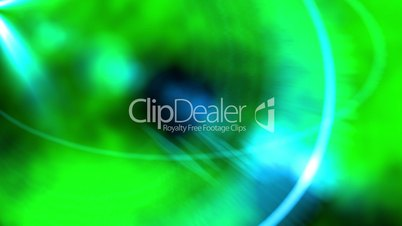 (Inside The Lens - Background (color green)