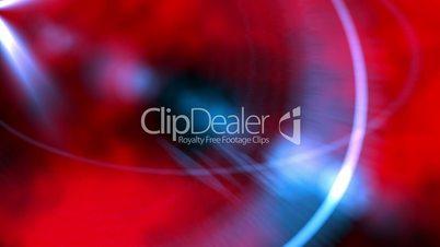 Inside The Lens - Background (color red)