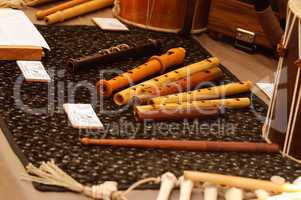 exposure of wind instruments