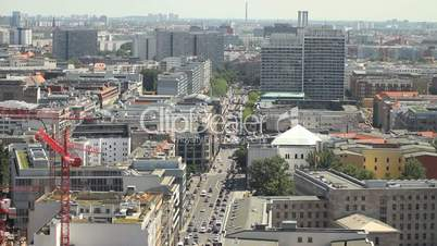 East Berlin cityscape