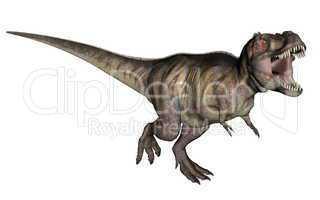Tyrannosaurus dinosaur - 3D render