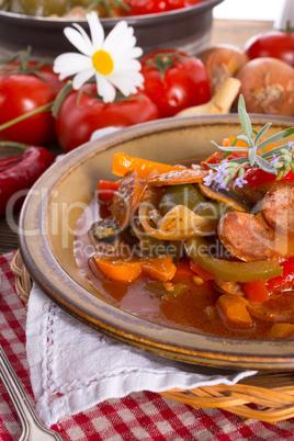 hungarian lecho