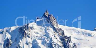 Aiguille Du Midi, Alps, Chamonix, France