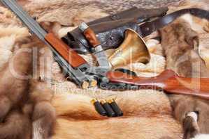 Hunting still life