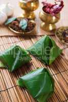 Popular Malaysia food nasi lemak