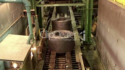 Finished Products Steel Mill: roll sheet steel
