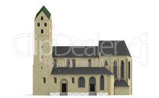 Marien church 4