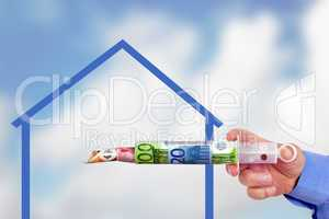 Financial support for home