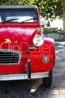 French small car nostalgia