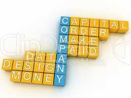 New Business Company (3D crossword)