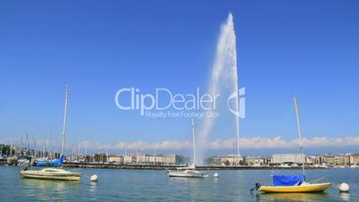 Jet d'eau, Geneva